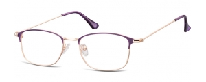 921A;;Oro rosa + violaStainless Steel;52;18;142