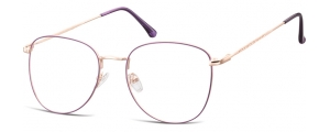 924A;;Oro rosa + violaStainless Steel;55;19;145