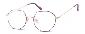 925A;;Oro rosa + violaStainless Steel;55;20;148
