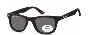 MP41;; Nero  Polarized - Rubbertouch - Soft Pouch Included ;50;22;152
