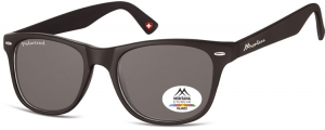 MP10;;Nero + lenti sfumate<br><br>Polarized - Matt finishing - Soft Pouch Included;53;19;147