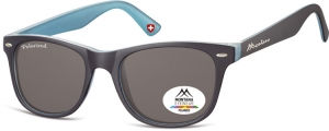 MP10C;;Blu + blu chiaro + lenti sfumatePolarized - Matt finishing - Soft Pouch Included;53;19;147