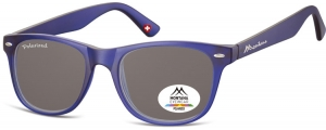 MP10D;;Blu + lenti sfumate<br><br>Polarized - Matt finishing - Soft Pouch Included;53;19;147
