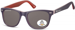 MP10J;;Blu + rosso + lenti sfumate<br><br>Polarized - Matt finishing - Soft Pouch Included;53;19;147
