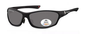 SP307;;Nero + lenti sfumatePolarized - Rubbertouch - Case included;64;15;124