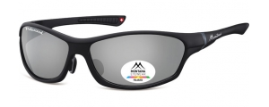 SP307C;;Nero + Revo argento Polarized - Revo lenses - Rubbertouch - Case included;64;15;124